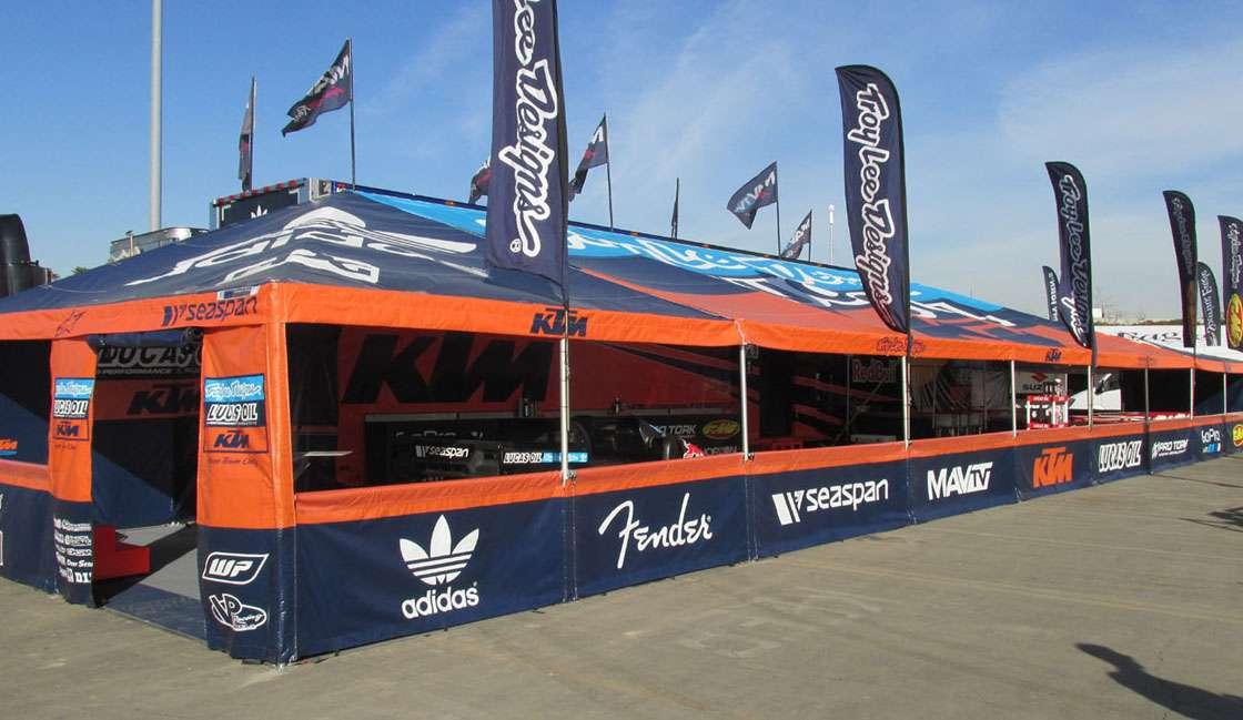 Troy Lee Motorsports Canopy